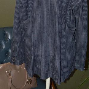 Nine West Jackets & Coats - 🎉🎉🎉 PRICE DROP🎉🎉🎉Nine West Dark Denim Blazer
